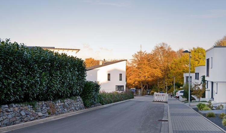 Abbildung DSC0674k Wohnbebauung Scheitensberg Castrop-Rauxel Planquadrat Dortmund