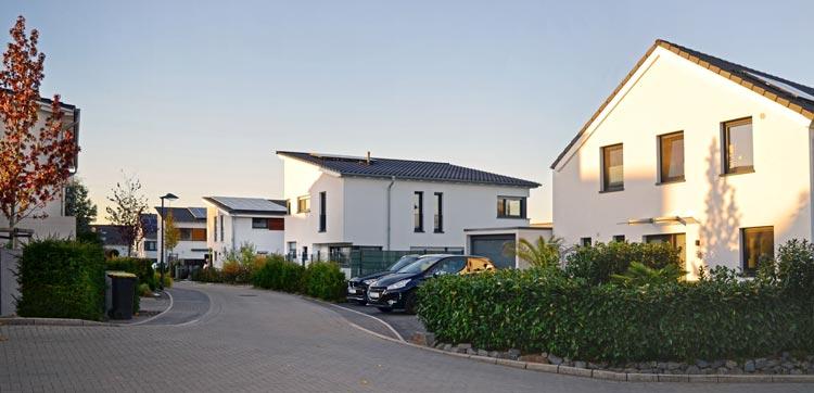 Abbildung DSC0675pk Wohnbebauung Scheitensberg Castrop-Rauxel Planquadrat Dortmund