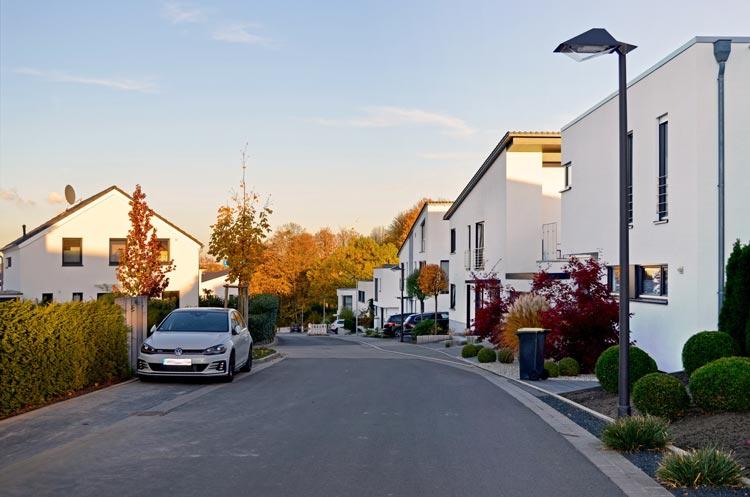 Abbildung DSC0678k Wohnbebauung Scheitensberg Castrop-Rauxel Planquadrat Dortmund