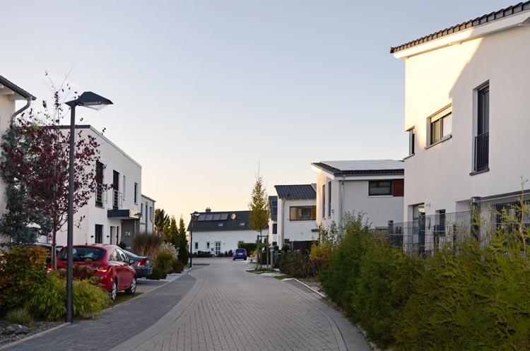 Abbildung DSC0679k Wohnbebauung Scheitensberg Castrop-Rauxel Planquadrat Dortmund