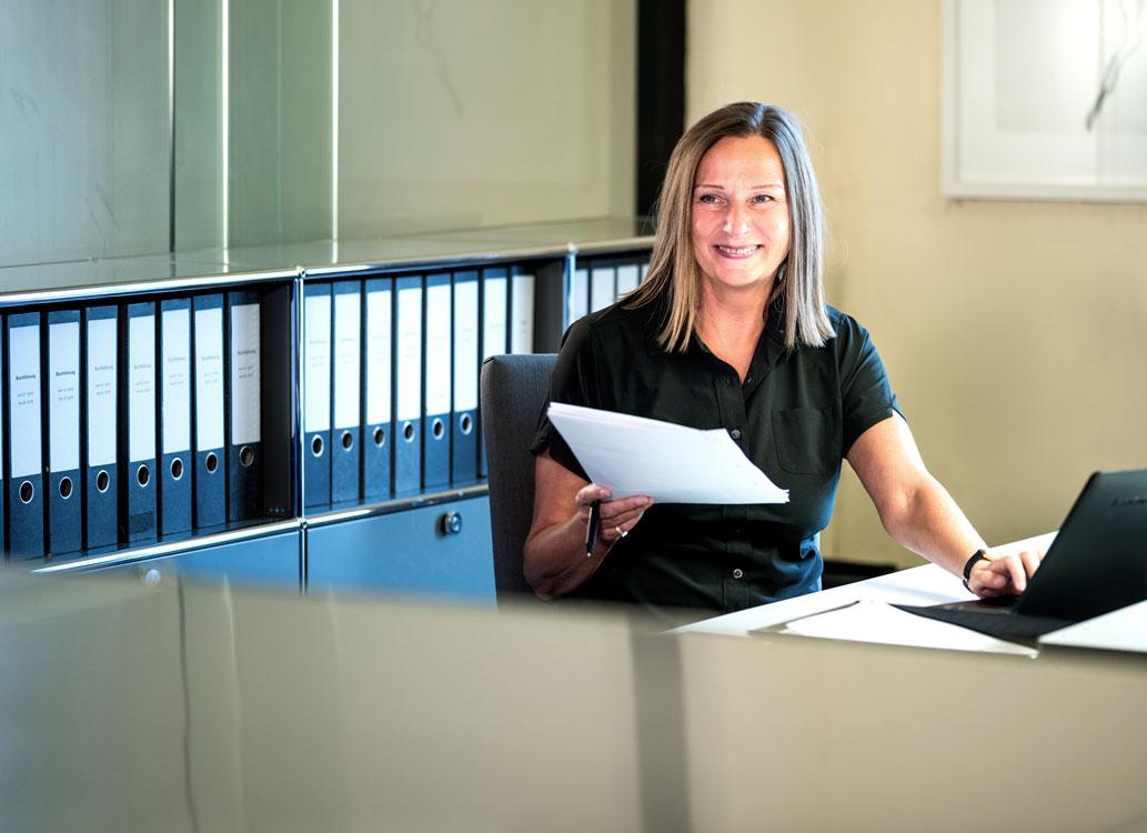 Marion Haase Sekretariat Planquadrat