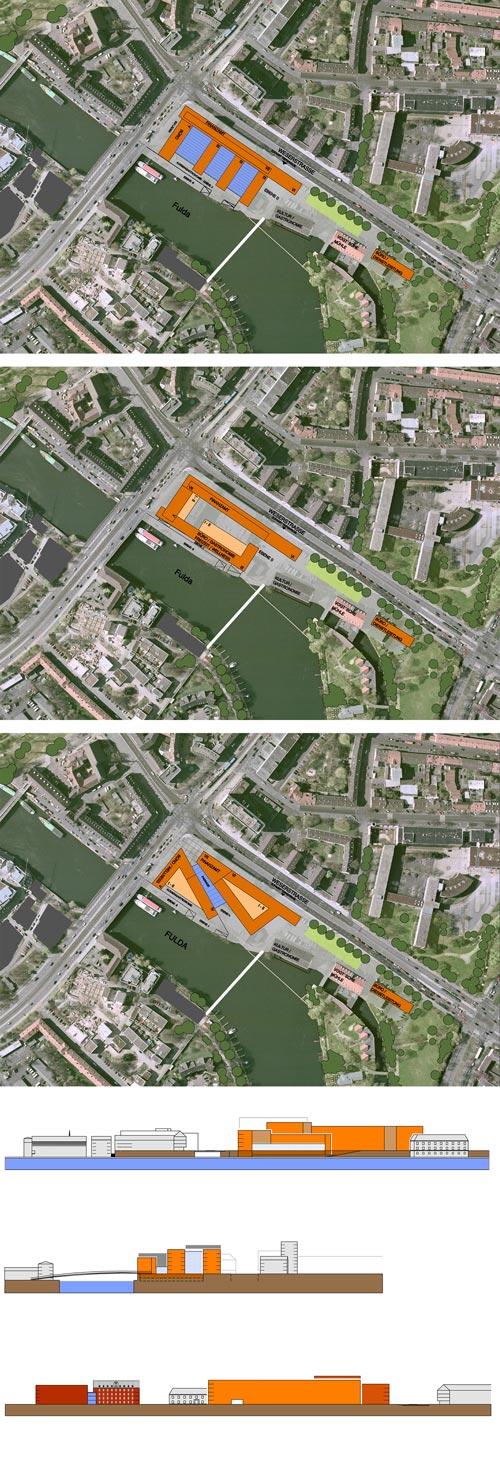 Wettbewerbsbetreuung Kassel Planquadrat Dortmund