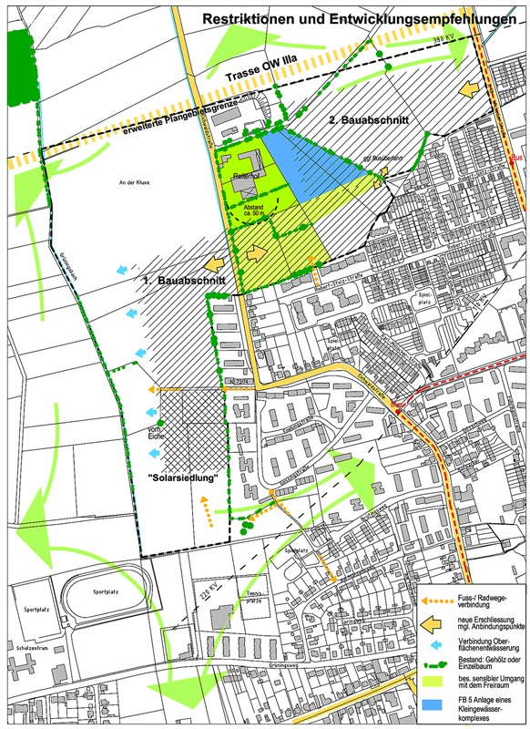 Wettbewerbsbetreuung Wickede-West Planquadrat Dortmund