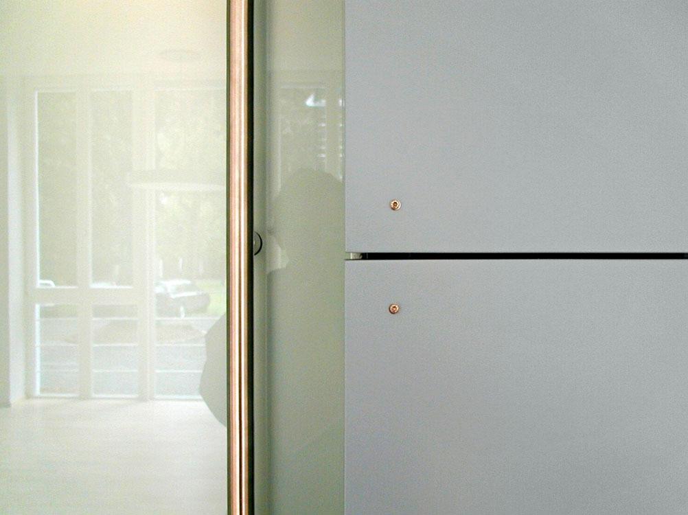 Lounge Detail 01 Umbau Gründerzeitvilla zum Kommunikationszentrum ThyssenKrupp VDM GmbH Werdohl Planquadrat