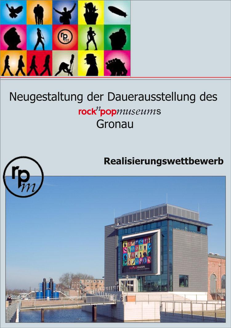rockn_popmuseum Gronau Auslobungstext Planquadrat Dortmund