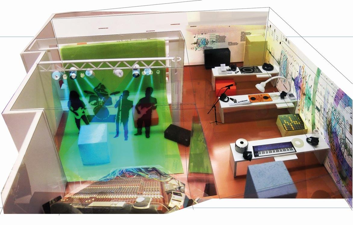 rock'n'popmuseum Gronau Wettbewerbsbetreuung CAN 01 Planquadrat