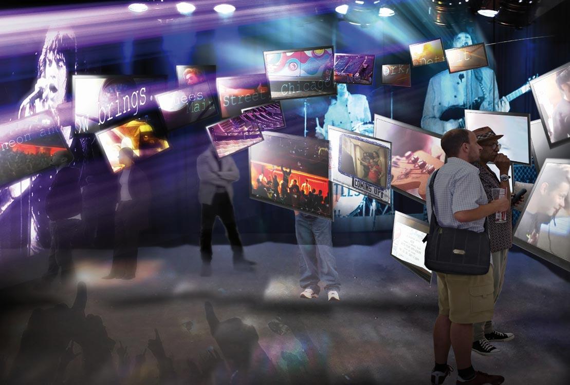 rock'n'popmuseum Gronau Wettbewerbsbetreuung Intro Planquadrat