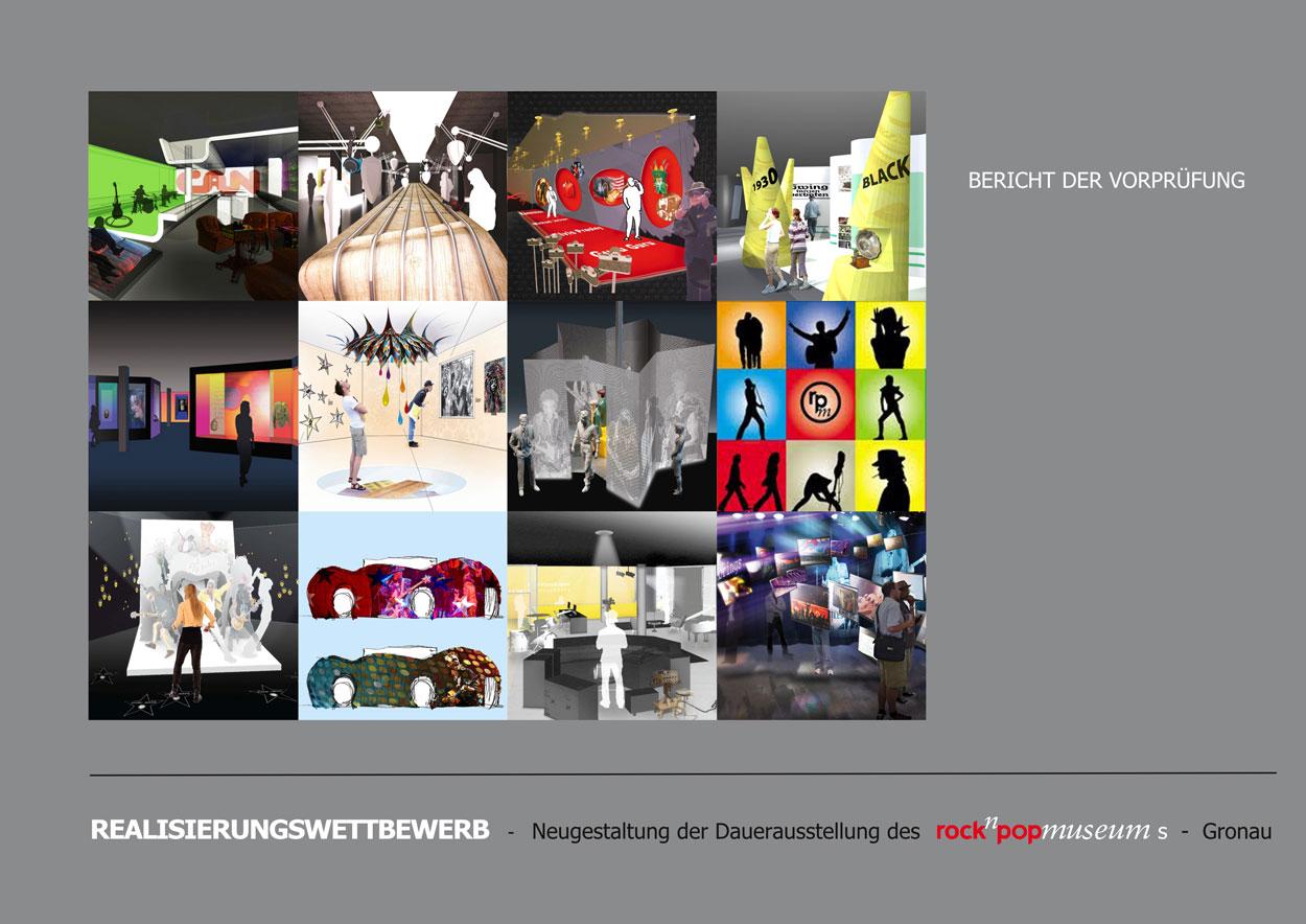 rockn_popmuseum Gronau Vorprüfungsbericht Planquadrat Dortmund