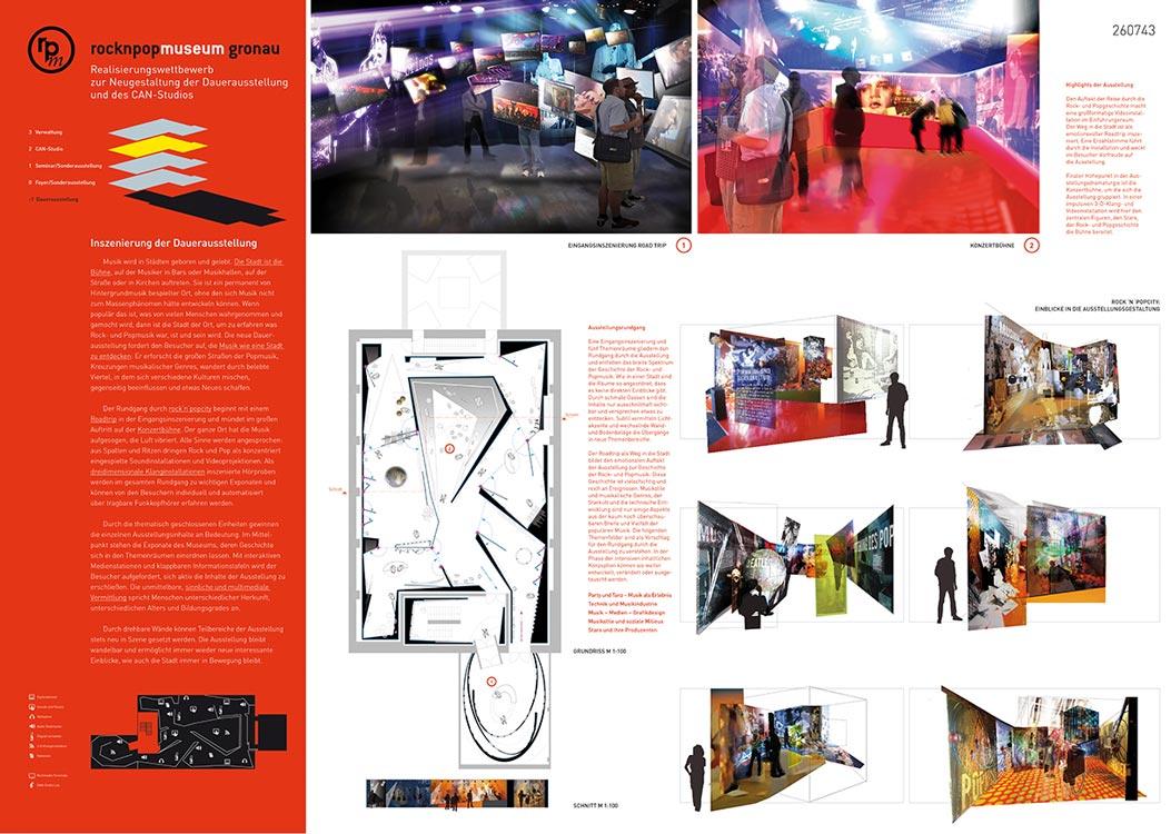 rock'n'popmuseum Gronau Wettbewerbsbetreuung Detail 07 Planquadrat