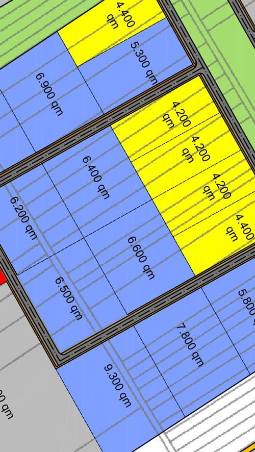 Teaserbild Gewerbe- und Industriegebiet Langes Feld Kassel Planquadrat Dortmund