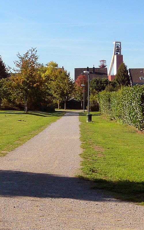 Teaserbild Wohnbebauung Feldstraße/Hahnenbergstraße – Herten-Langenbochum Planquadrat Dortmund