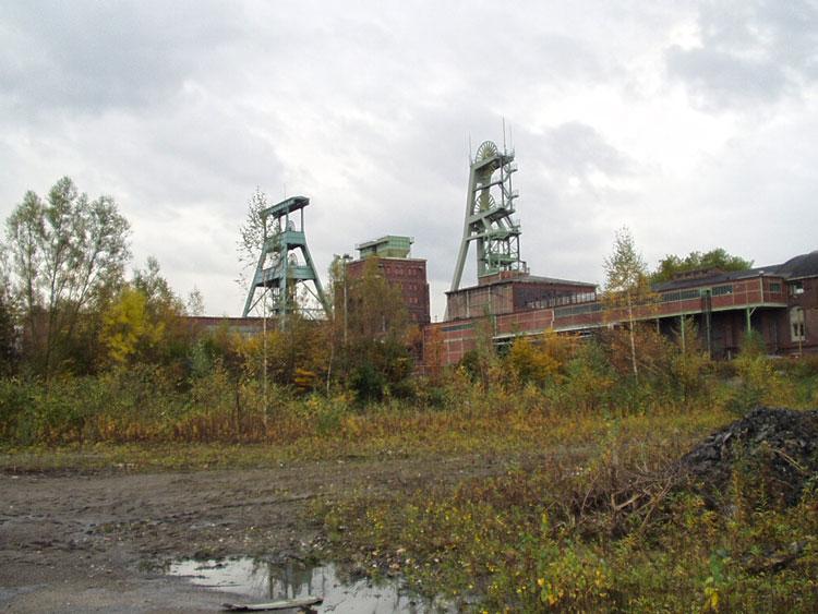 Ansicht P1010026 Bebauungsplan Stadtquartier Projekt-Ewald Herten Planquadrat Dortmund