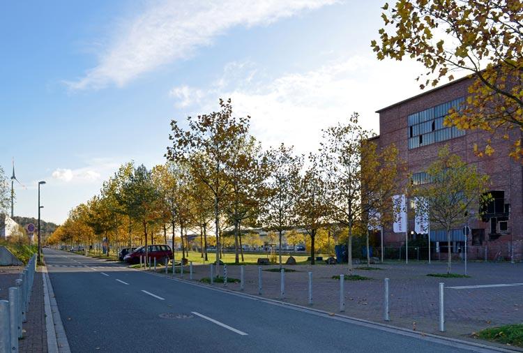 Ansicht DSC0578a Bebauungsplan Stadtquartier Projekt-Ewald Herten Planquadrat Dortmund