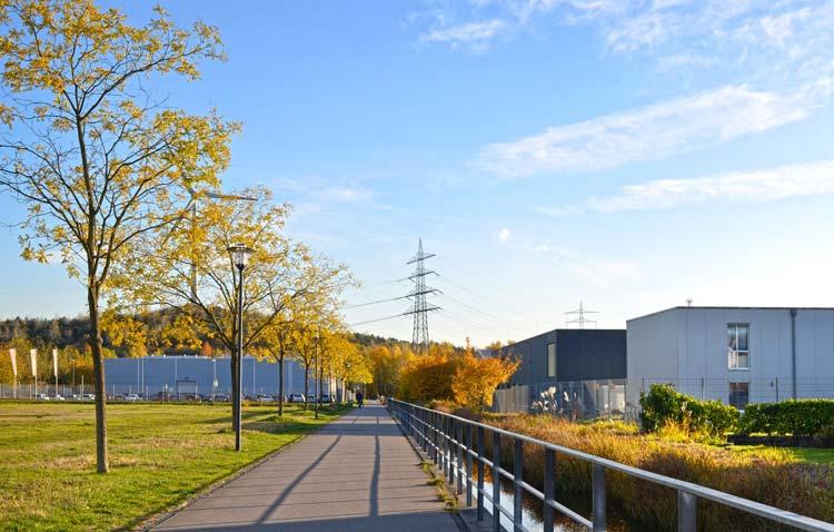 Ansicht DSC0601k Bebauungsplan Stadtquartier Projekt-Ewald Herten Planquadrat Dortmund