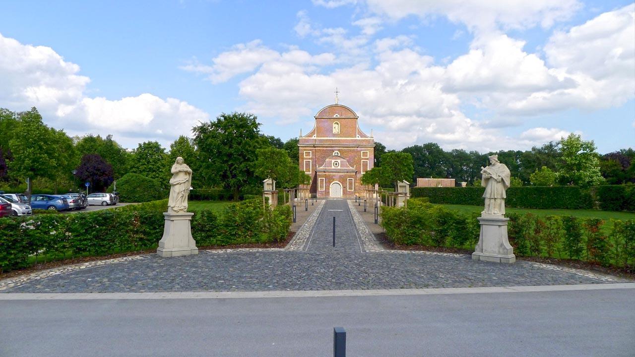 Achse Vorplatz Ausführungskonzept Bauleitung Dorferneuerung Zwillbrock Stadt Vreden Planquadrat Dortmund