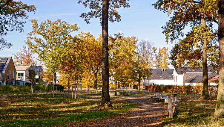 Ansicht DSC0519k Bebauungsplan Wohngebiet Hohenbuschei Planquadrat Dortmund