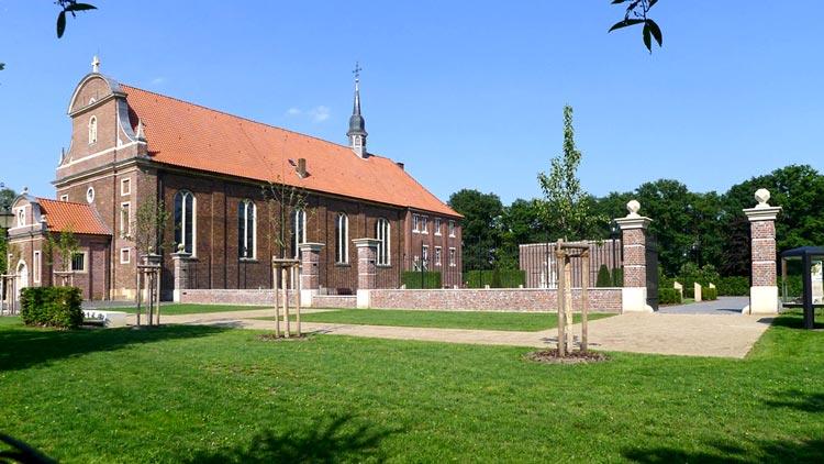 Klosterplatz Ausführungskonzept Bauleitung Dorferneuerung Zwillbrock Stadt Vreden Planquadrat Dortmund