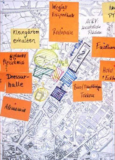 Teaserbild Städtebaulicher Rahmenplan Krefelder Straße, Aachen - Planquadrat Dortmund