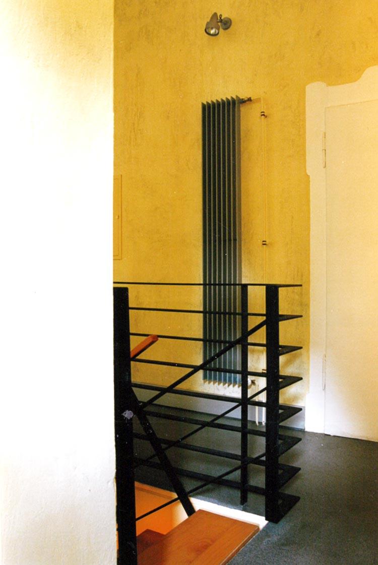 Abbildung A-k Umbau eines Wohn- und Geschäftshauses - Planquadrat Dortmund