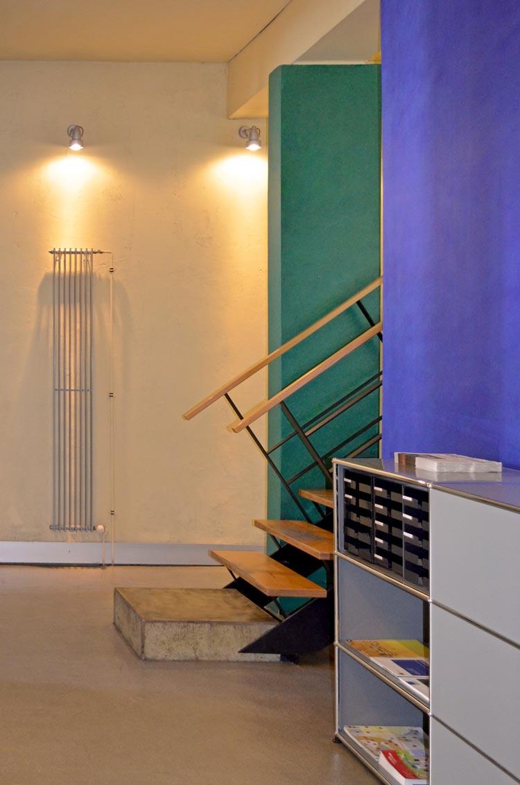 Abbildung DSC1258ak Umbau eines Wohn- und Geschäftshauses - Planquadrat Dortmund