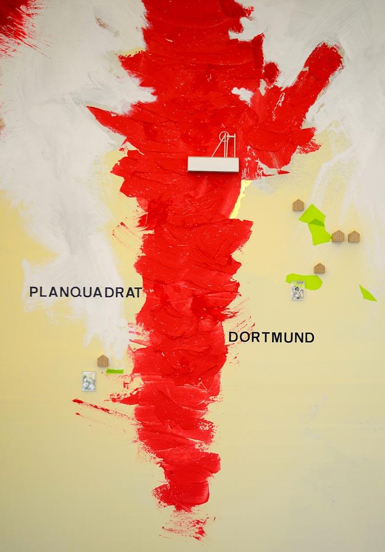 Abbildung DSC1345ak Umbau eines Wohn- und Geschäftshauses - Planquadrat Dortmund