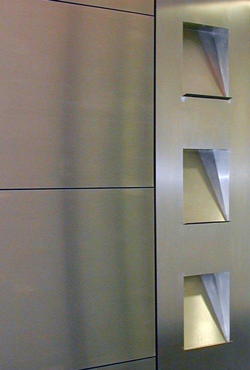 Teaserbild Entwurf eines Garderobenschranks - Planquadrat Dortmund