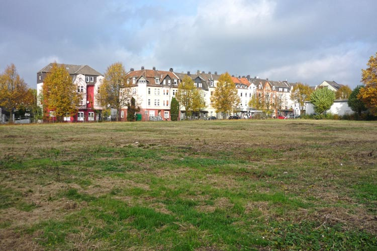 Abbildung01 Städtebaulicher Ideenwettbewerb Bebauung am Rosenweg – Stadt Schwerte – Planquadrat Dortmund