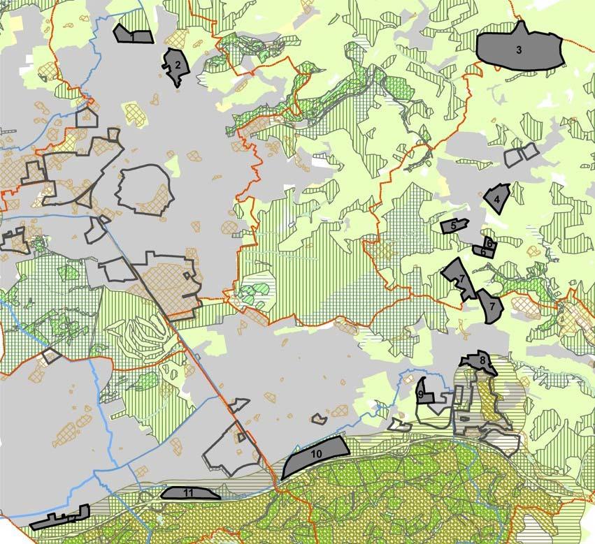 Bergisch Gladbach Flächennutzungsplanung Planquadrat Dortmund