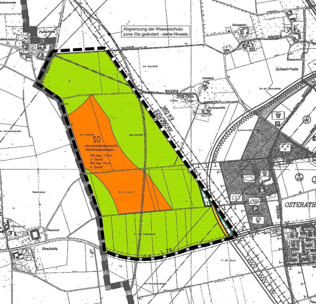 Meerbusch Flächennutzungsplanung Planquadrat Dortmund