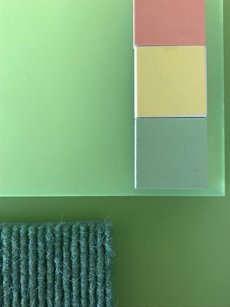 Abbildung05 Gestaltungselemente für eine Büronutzung - Planquadrat Dortmund