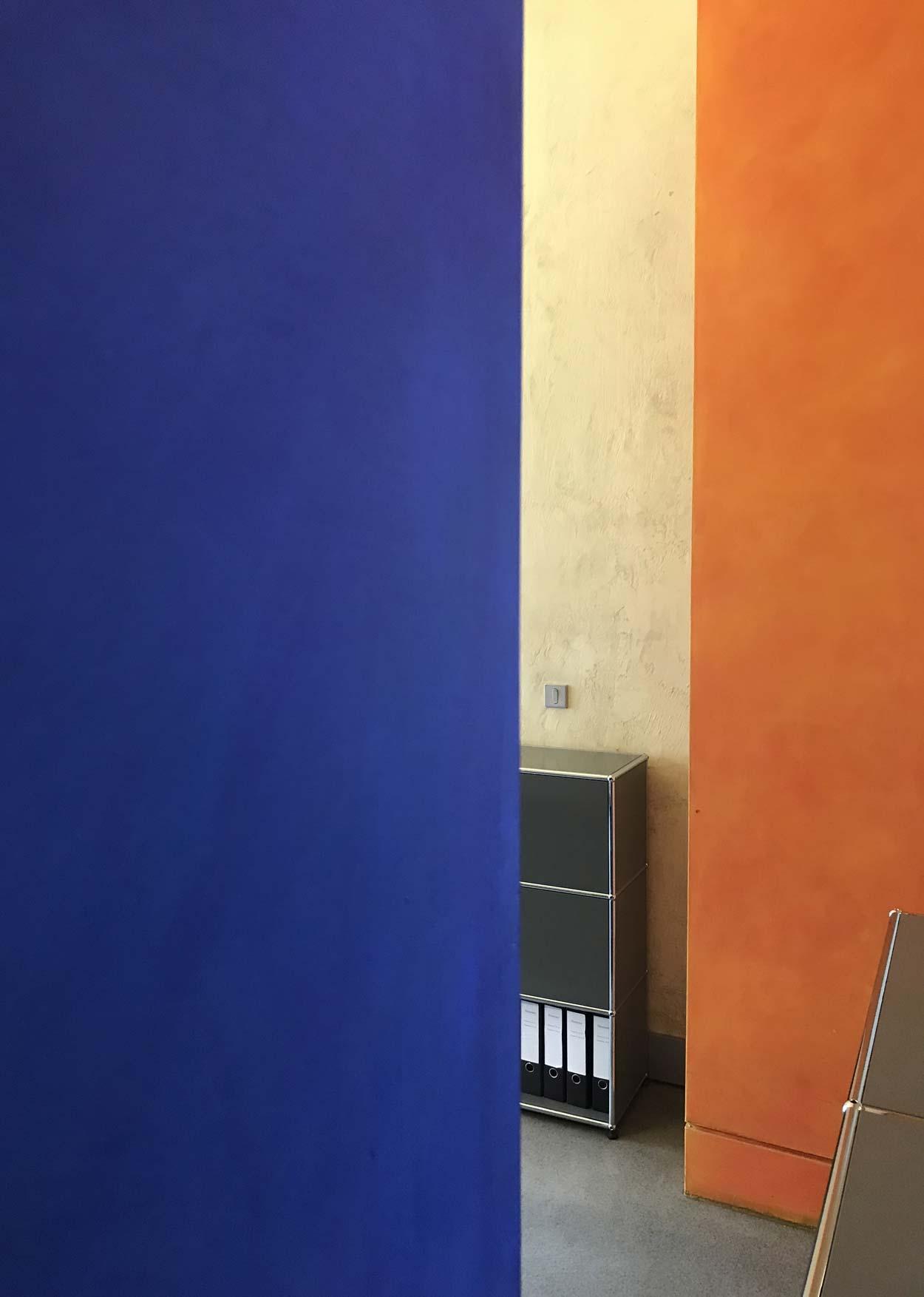 Abbildung07 Gestaltungselemente für eine Büronutzung - Planquadrat Dortmund